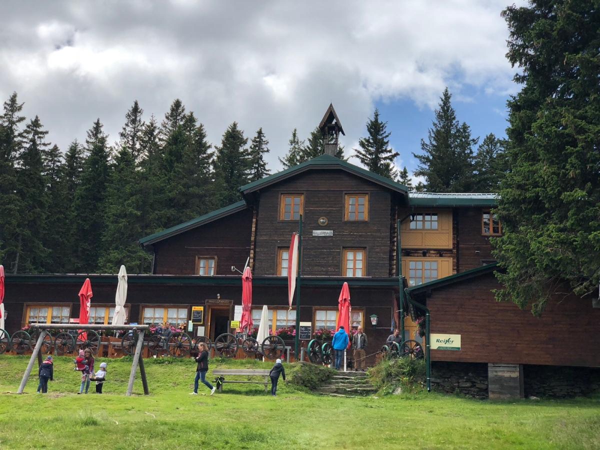 Tag 6: Krumbach –Hallerhaus