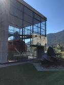 Das Murkraftwerk bei Pernegg.