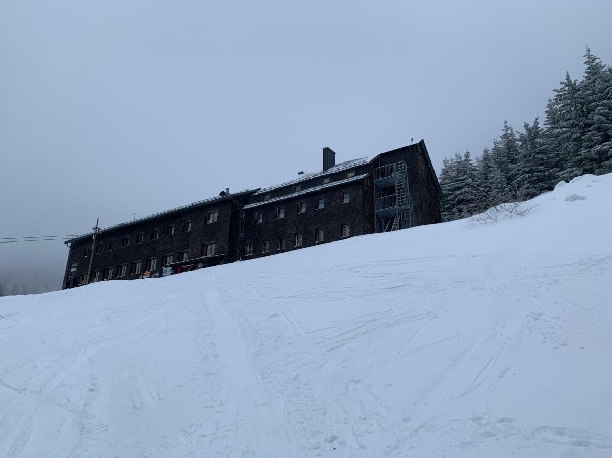 Skitour auf das Ötscherschutzhaus