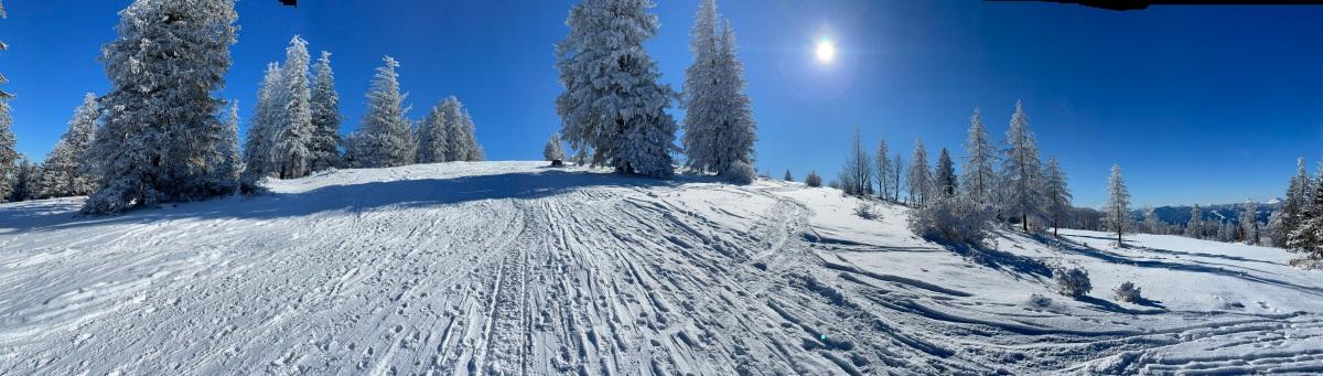 Skitour Grünes Tor –Hinteralm
