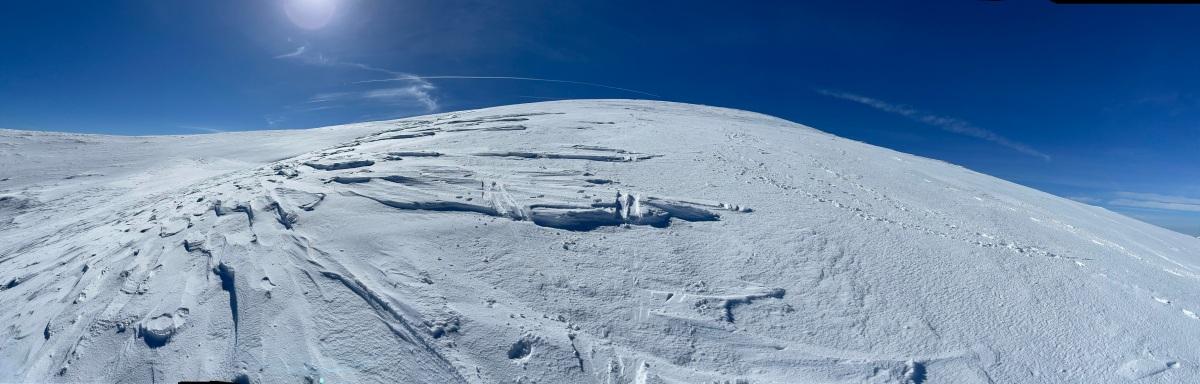 Skitour auf die Hohe Veitsch vonWesten