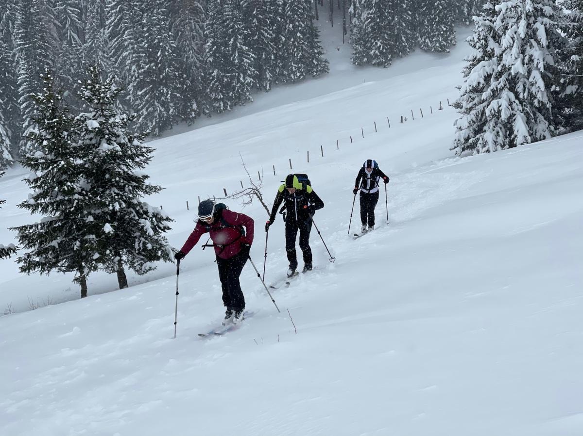 Skitour auf denEisenstein